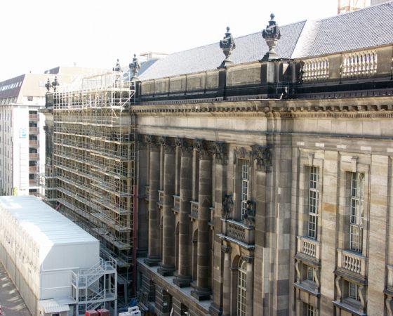 Staatsbibliothek zu Berlin, Haus 1, Unter den Linden 8