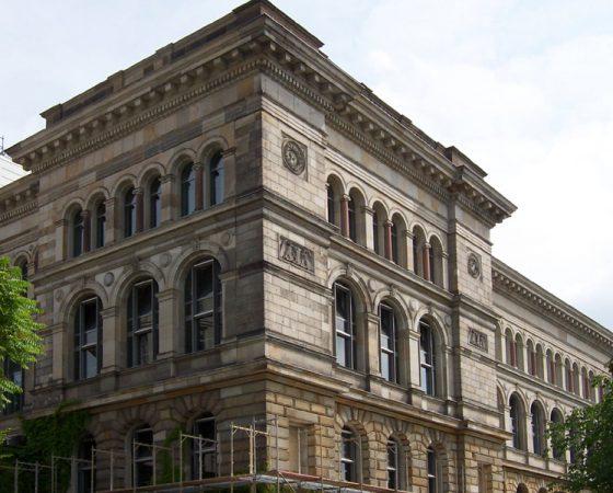Hauptgebäude der Technischen Universität Berlin, Straße des 17. Juni
