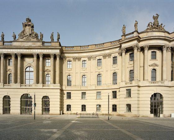 Alte Bibliothek – Kommode – Juristische Fakultät, Berlin